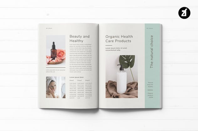 Healthy Lifestyle Magazine - product preview 4