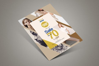 Thumbnail for Grand Opening Sale Flyer