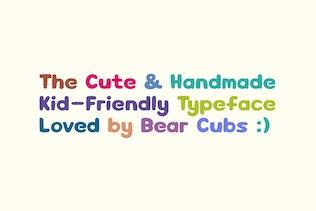 Miniatura para HollaBear - Bonitos y juguetones hechos a mano para niños