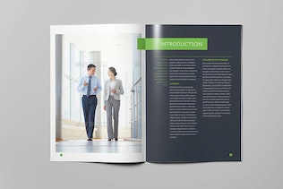 Thumbnail for Corporate Business Brochure