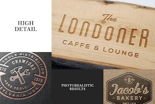 Thumbnail for 10 Logo/Badge Mock-Ups Vol.3