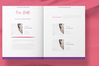 Thumbnail for Florist Shop Brochure