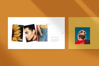 Thumbnail for Sunne - Creative Keynote Template