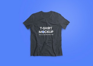 Thumbnail for T-Shirt Mockup 10