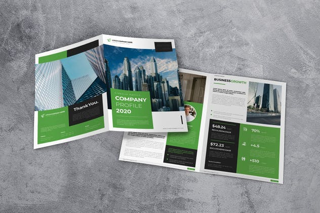 Creative Agency Company Profile - product preview 1