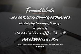 Miniatura para Escribe un amigo