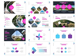 Thumbnail for Scratc - Powerpoint Template