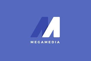 Thumbnail for Mega Media Logo Template