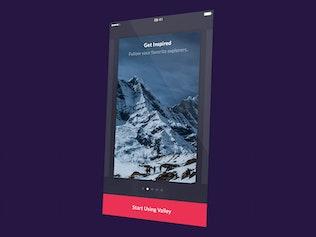 Thumbnail for App Presentation Templates