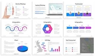 Thumbnail for Buznic - Business Google Slides Template