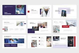 Artea : Healthcare Google Slides
