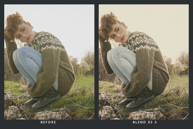20 Wistful Film Lightroom Presets & LUTs - product preview 7
