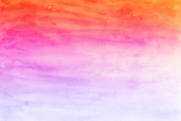 Handmade Watercolor Backgrounds Vol.17 - product preview 2