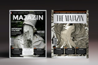 Thumbnail for Multipurpose Magazine 5 Indesign Template