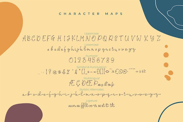 Arrow Lines | Playfull Font - product preview 4