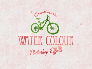 Water Color Effects