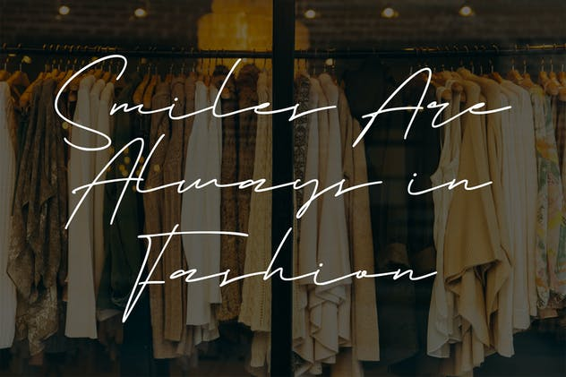 Emma Goulding Signature Collection Script Font - product preview 1