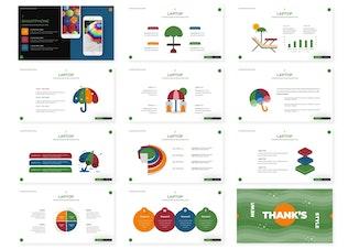 Thumbnail for Umbrella | Google Slides Template