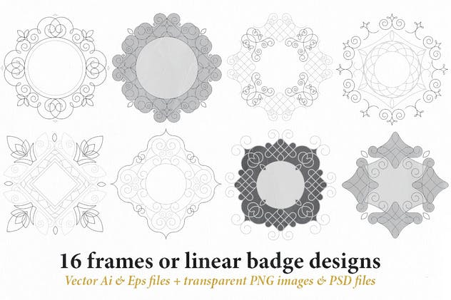 Line Frame Creator 2 - product preview 5