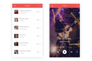 Thumbnail for TuneIn - Music Player Mobile App