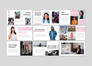 Thumbnail for Lambey - Powerpoint Template