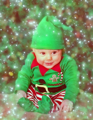 Thumbnail for Christmas Photoshop Action