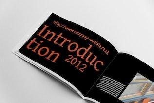Astrid Brochure Template