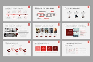 Thumbnail for Jedva : Pitch Deck Powerpoint Template