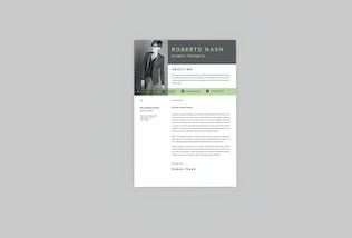 Thumbnail for Hybrid Resume Designer