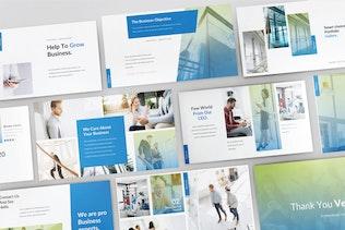 Thumbnail for STARTUP BUSINESS - Keynote V421