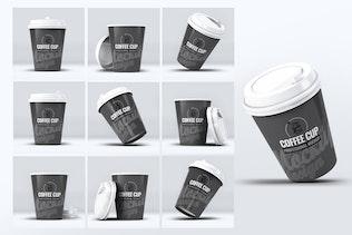 Kaffeetasse Mock-Up V.1