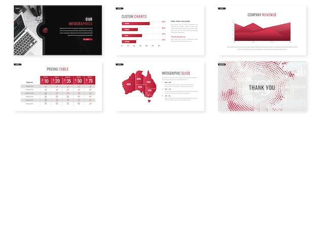Stereohere - Music Keynote Template