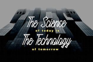Thumbnail for Science Tech Script