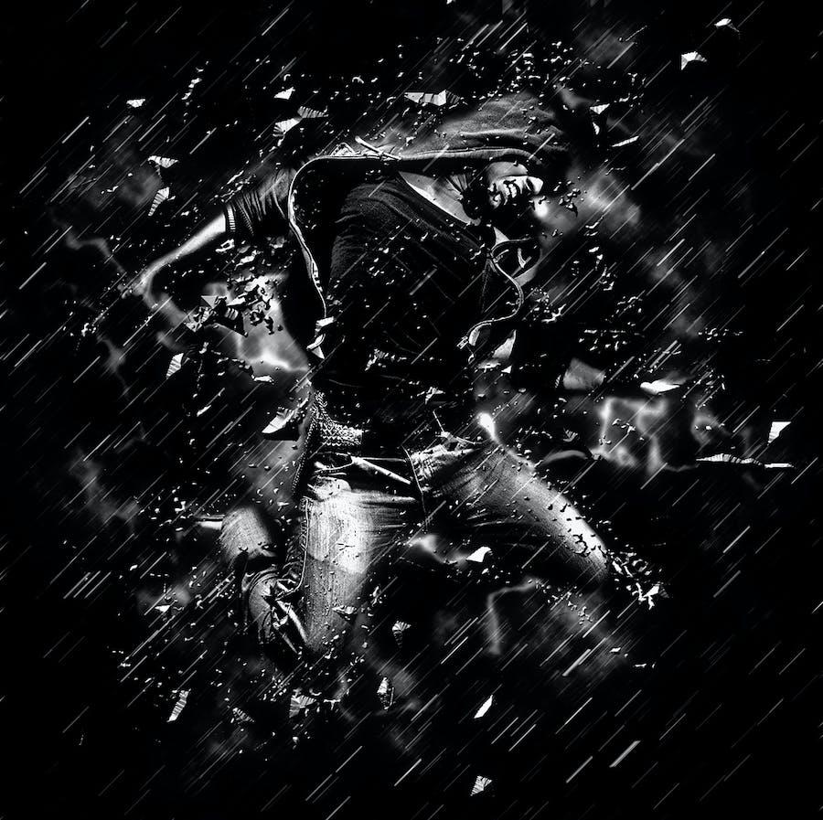 RainStorm 2 Photoshop Action - product preview 3