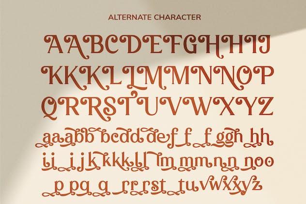 Klarinda Remenont Playful Serif