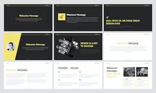 Thumbnail for Business Presentation