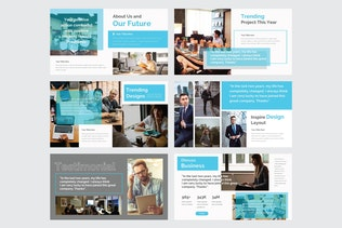 Thumbnail für BUSINESS RAPTURE - Powerpoint V260