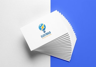 Electric Bulb Logo