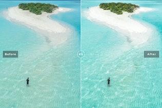 Thumbnail for Bahamas Mobile & Desktop Lightroom Presets