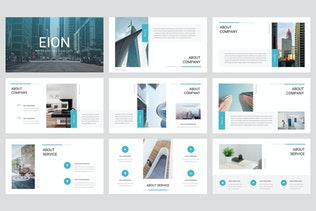 Thumbnail for Eion - Corporate Google Slides Template