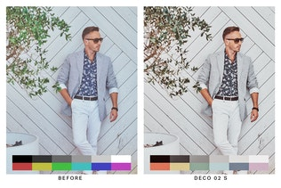 Thumbnail for 50 Modern  Luxury Lightroom Presets and LUTs