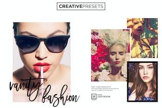 Thumbnail for Fashion Lightroom Presets
