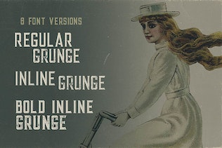 Thumbnail for Alter - Vintage Style Font
