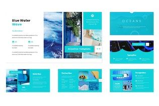 Oceans - Keynote Template