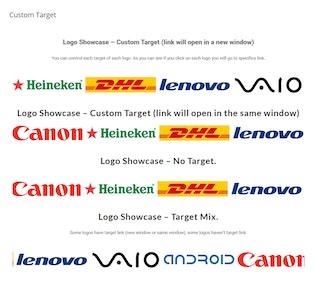 Thumbnail für Logo Showcase für Elementor WordPress Plugin