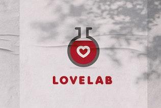 Thumbnail for Lovelab — Logo Template