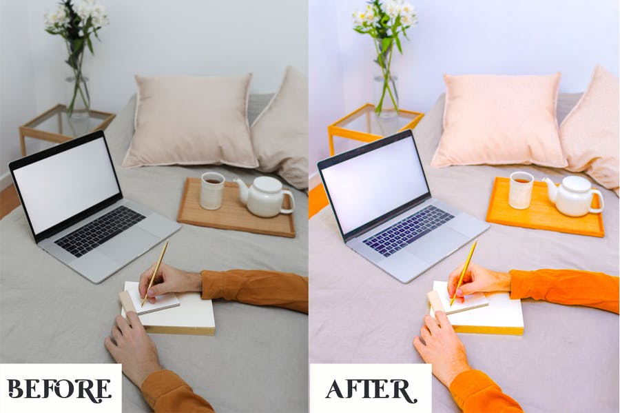 15 Blogger Lightroom Presets