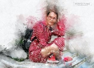 Thumbnail for Perfectum 3 - Watercolor Master Photoshop Plugin