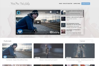 Thumbnail for Video Gallery Wordpress Plugin /w YouTube, Vimeo