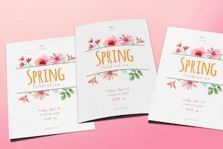 Thumbnail for Spring Celebration Flyer
